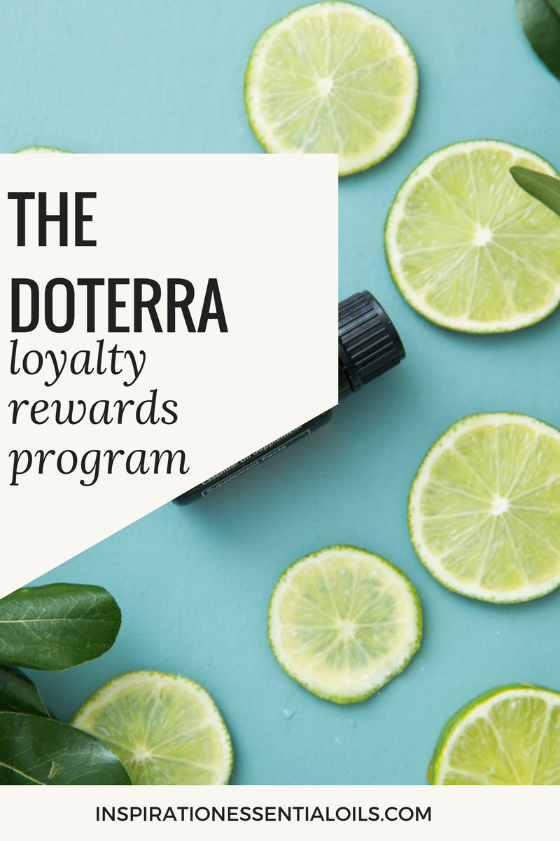 the doterra loyalty rewards program