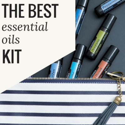 The Best Essential Oils Kit