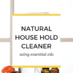 All Natural Household Cleaner